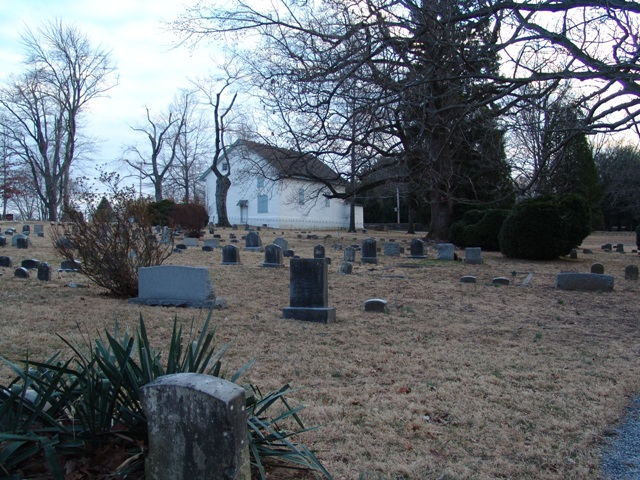 Old Kennett Meeting Burial Ground