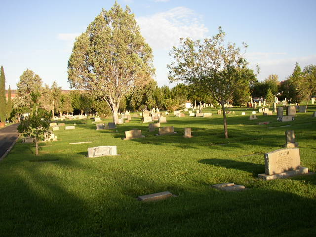 St. George City Cemetery