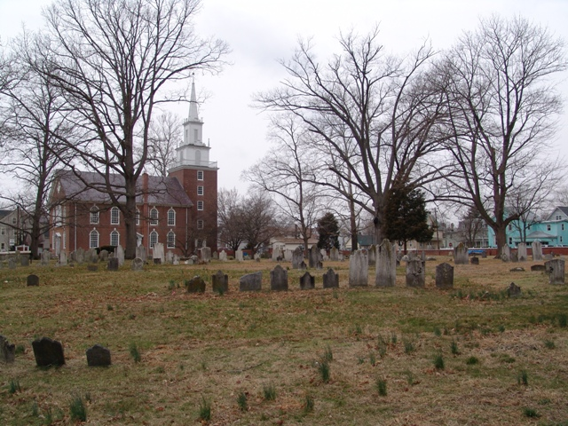 Holy Trinity Episcopal Church Cemetery