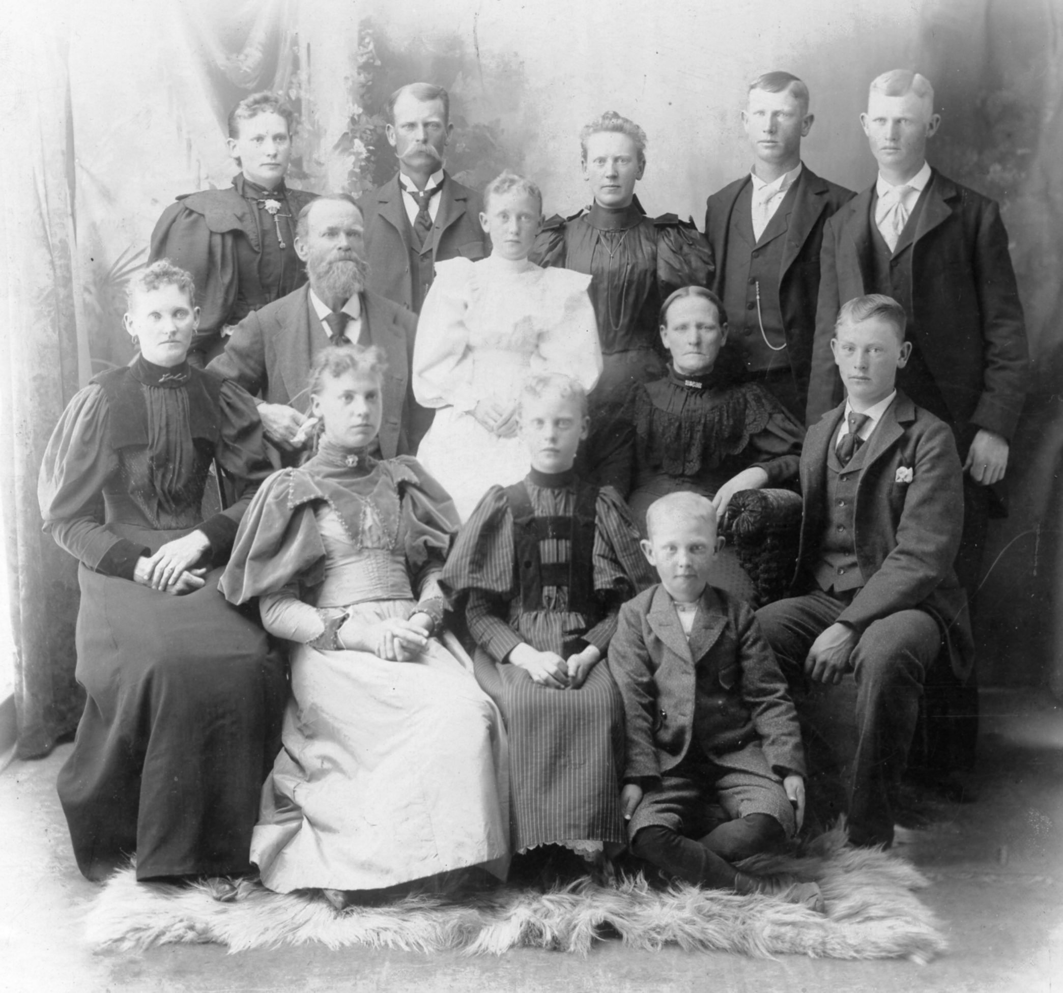 Family Portrait [ca 1894]
