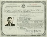 U.S. Citizenship Certificate [28 Apr 1938]